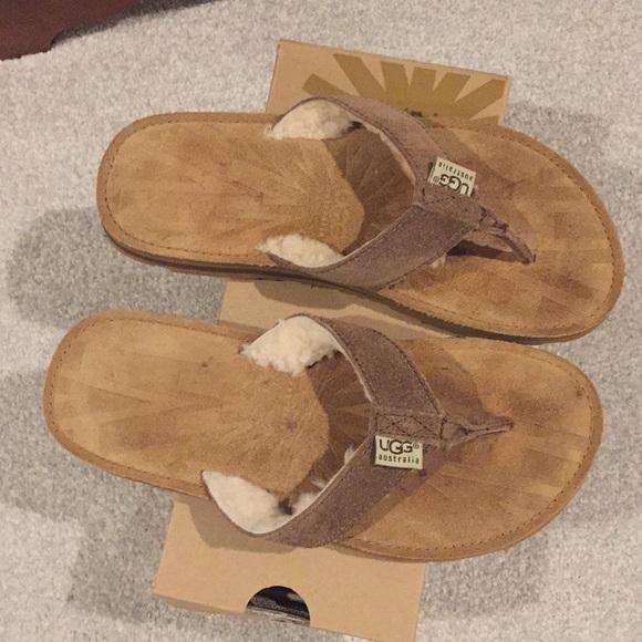 871fe68565a Ugg Tasmina flip flops